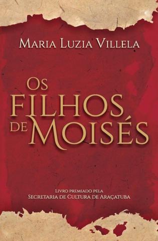 Imagem de Filhos de moises, os - Scortecci Editora