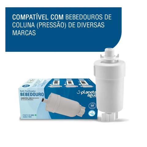 Imagem de Filtro Bebedouro Pressão Universal ( Compatível Diversas Marcas )