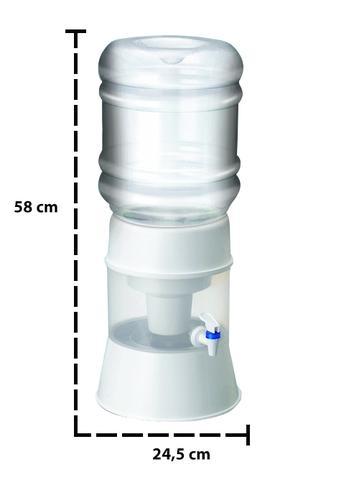 Imagem de Filtro de Água Galão Gplus Sap Filtros Branco 13,5 Litros