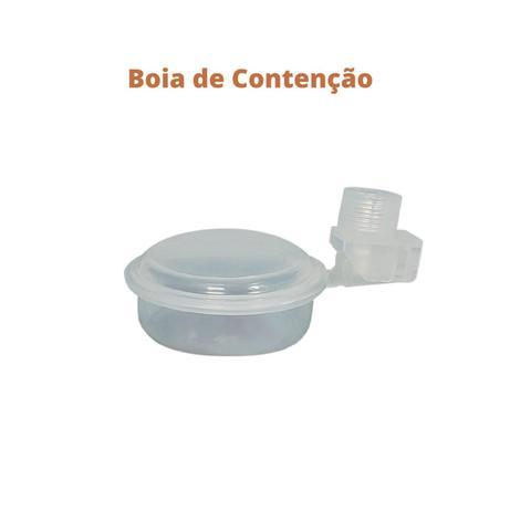 Imagem de Filtro de Barro para água São Pedro 2 Litros com 1 Vela e 1 Boia