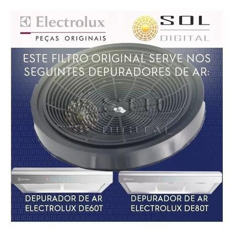 Imagem de Filtro de Carvão Ativado para Depuradores Electrolux Digital DE60T e DE80T