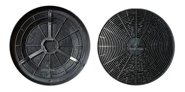Imagem de Filtro De Carvão Depurador Fischer Slim ( Original ) 2 Peças 17,5cm