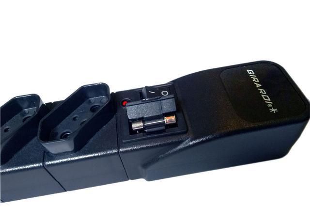 Imagem de Filtro de Linha Extensão Régua Proteção Eco 4 tomadas