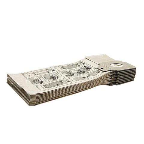 Imagem de Filtro de papel 10 peças para aspirador de pó CV 30/1 - Karcher
