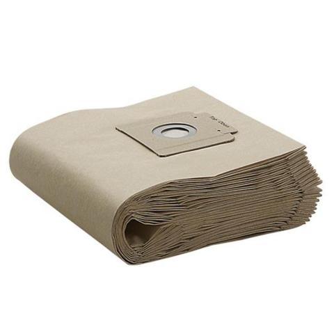 Imagem de Filtro de papel 10 peças para aspirador de pó T 15/1 - Karcher