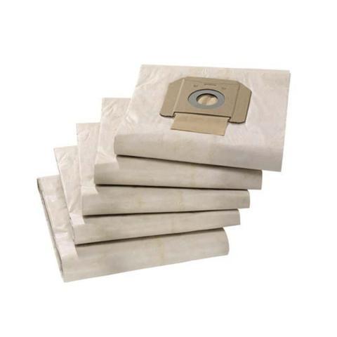 Imagem de Filtro de papel 5 peças para aspirador de pó NT 65/2 - Karcher