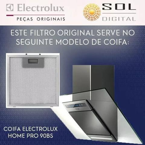Imagem de Filtro Metálico para Coifa Electrolux Home Pro 90BS