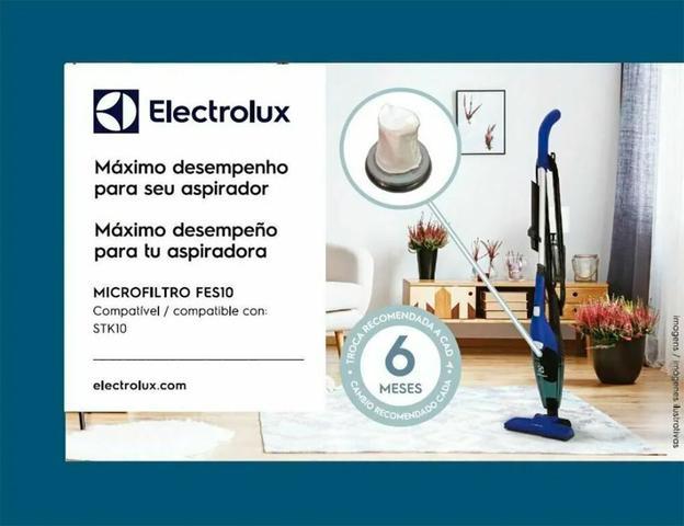 Imagem de Filtro P/ Aspirador Stk10 Electrolux Lavável Original Com 2