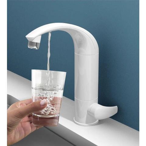 Imagem de Filtro Purificador de água com torneira de parede Acqua Due Lorenzetti branco