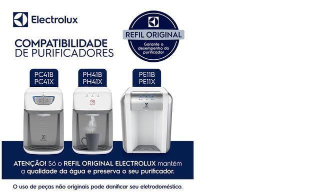 Imagem de Filtro/Refil de Água para Purificador Electrolux PE11B/PE11X/PC41B/PC41X/PH41B/PH41X CÓD: 41037245