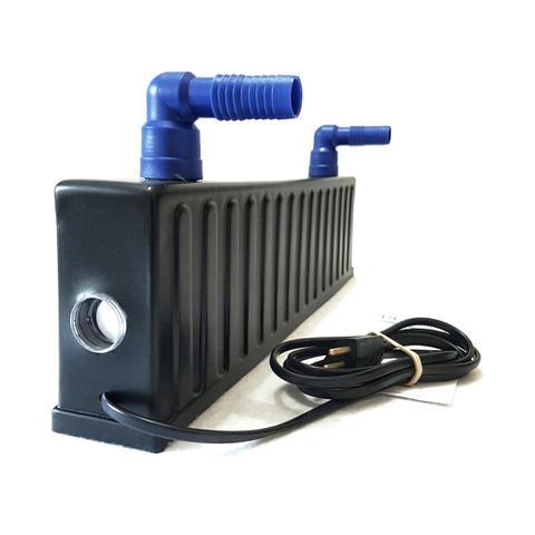 Imagem de Filtro Uv-c 15 watts Germicida 110 V Com Visor