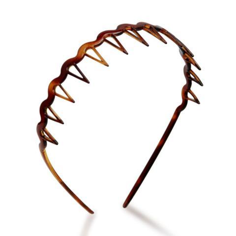 Imagem de Finestra Tiara Dente Tartaruga 4,0cm F2795