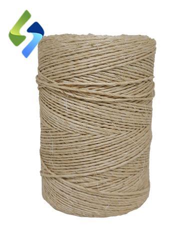 Imagem de FIO DE SISAL 700M - 1,5MM - SISALSUL - Barbante fibra natural Artesanato Macramê Arranhadores