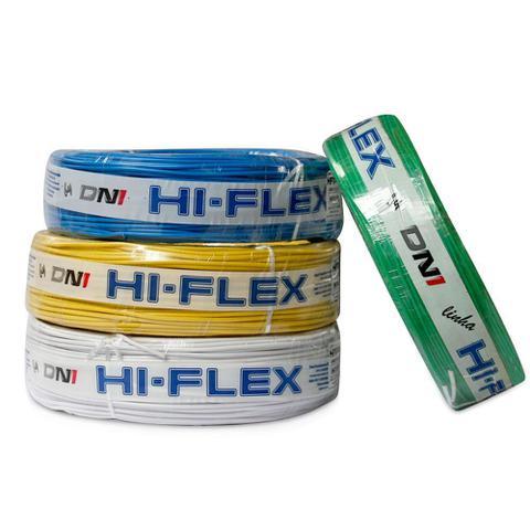 Imagem de Fio Flexível para Instalação Automotiva Dni Hi-Flex 1,50 mm 100 Metros Marrom