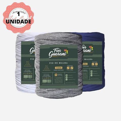 Imagem de Fio malha guarani 140m cor variadas