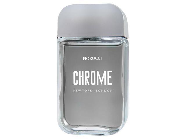 Imagem de Fiorucci Chrome  - Perfume Masculino Deo Colônia 100ml