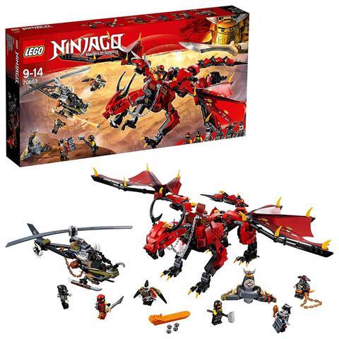Imagem de Firstbourne - LEGO Ninjago 70653