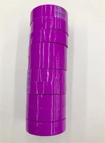 Imagem de Fita Adesiva Colorida 12x10 Pacote Com 10 Unidades Fit-Pel
