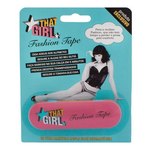 Imagem de Fita Adesiva Dupla Face Fashion Tape That Girl