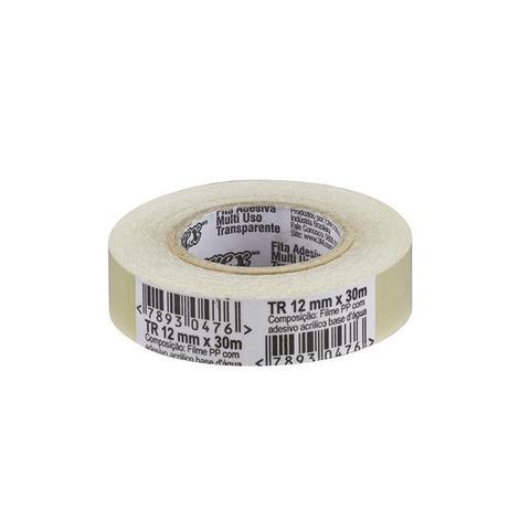 Imagem de Fita adesiva durex transparente - 12mmx30m - 3M