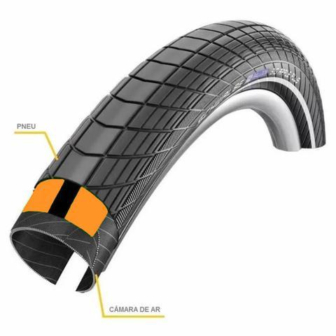 Imagem de Fita Anti Furo de Pneu Bike Safe Tire Speed Aro 700 Par 23mm