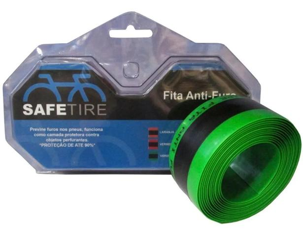 Imagem de Fita Anti Furo Pneu Aro 29 27 5 26 Safetire 35mm Bike Par