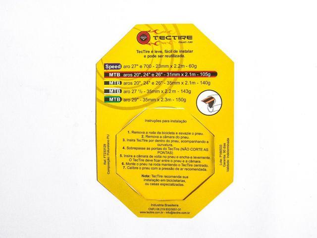 Imagem de Fita Anti-furo Tectire Mtb Aros 20, 24,26- 31mm X 2,1m O Par