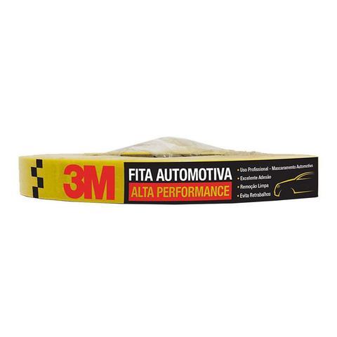 Imagem de Fita Crepe Automotiva De Alta Performance 18mmX40m 3M