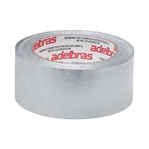 Imagem de Fita de Alumínio 48mm x 30m - Adelbras