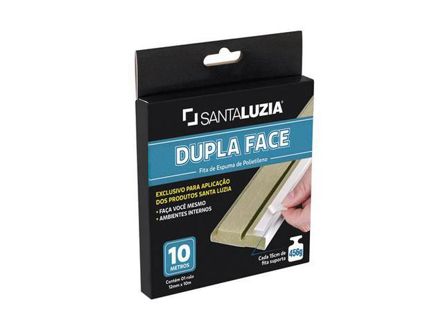 Imagem de Fita Dupla Face 12mm x 10m - Santa Luzia
