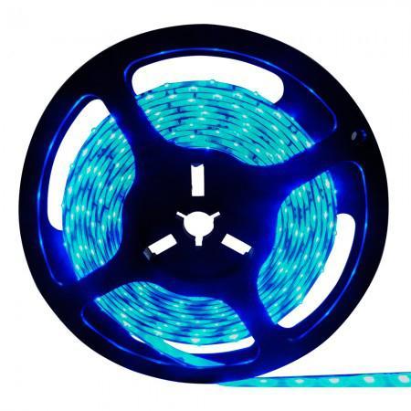 Imagem de Fita led 3528 azul 300leds