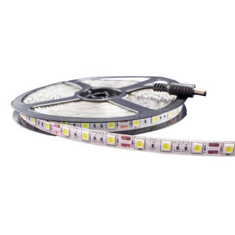 Imagem de Fita LED RGB 3528 Rolo 5M com Fonte 12V 2A e Controle Remoto