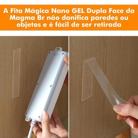 Imagem de Fita Magica 3m Silicone Dupla Face Adesiva Lavavel