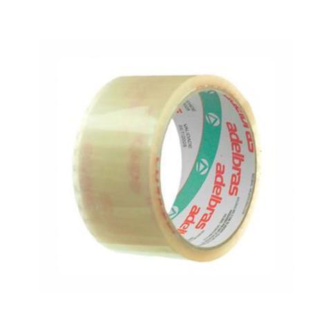Imagem de Fita para embalagem transparente 48mmx45m Qualitape - Adelbras