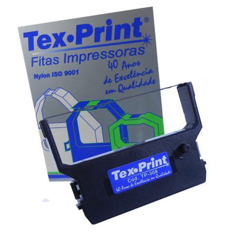 Imagem de Fita para Impressora Matricial Bematech DP-600 e Demais Modelos - Caixa com 02 unidades