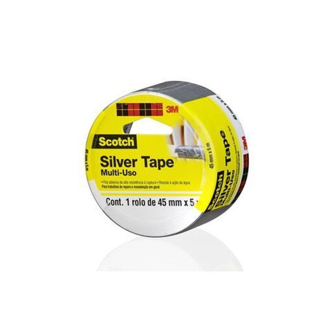 Imagem de Fita Silver Tape 45mmx5 Metros