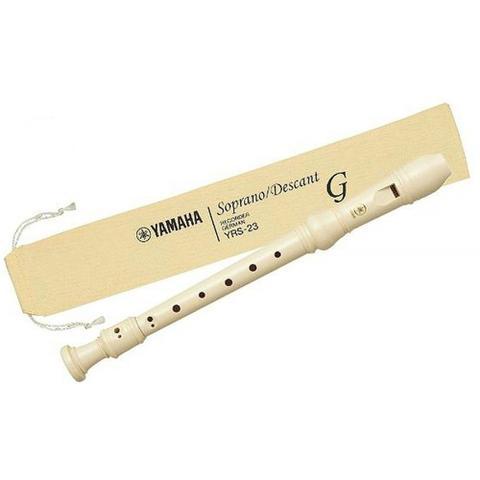 Imagem de Flauta Germanica Soprano Yamaha Yrs23g
