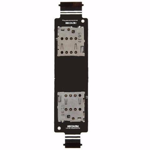 Imagem de Flex Conector Do Chip Asus Zen Fone 5 A500 A501 Sim Card