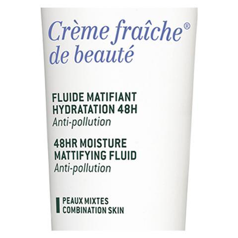 Imagem de Fluído Matificante Hidratante Nuxe Paris - Crème Fraîche de Beauté