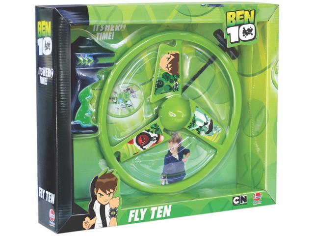 Imagem de Fly Ten Ben 10
