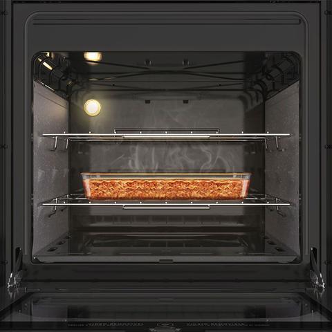 Imagem de Fogão 4 Bocas à Gás Electrolux 56SAB Full Glass Branco Bivolt