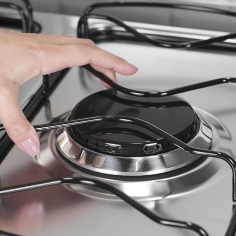 Imagem de Fogão 5 Bocas Electrolux com Acendimento Automático 76LBU