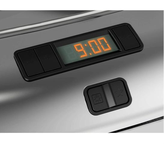 Imagem de Fogão Brastemp 5 bocas embutir Branco com quadrichama e timer digital