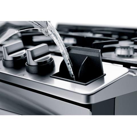 Imagem de Fogão de Embutir 5 Bocas Inox Advanced 220V Brastemp