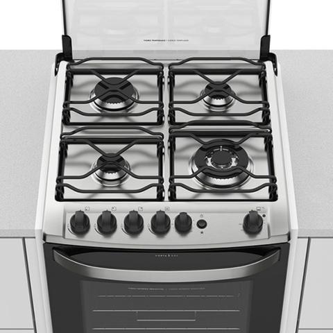 Imagem de Fogão de Embutir Electrolux 4 Bocas com Acendimento Automático (56EAB)