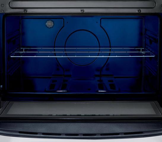 Imagem de Fogão de piso Consul 5 bocas branco com acendimento automático e botões removíveis - CFS5NAB