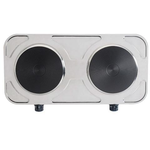 Imagem de Fogão elétrico de mesa 2 pratos 2.000 watts - FM-01 (110V)