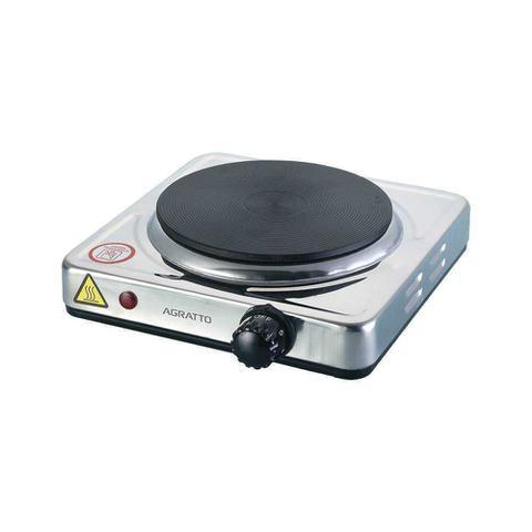 Imagem de Fogao eletrico de mesa agratto 1 boca 1500w portátil 220v