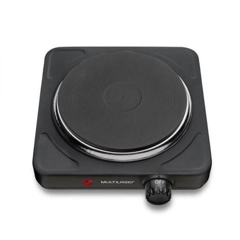 Imagem de Fogao Eletrico Easy Cook  Multilaser 1 Boca  127V CE152