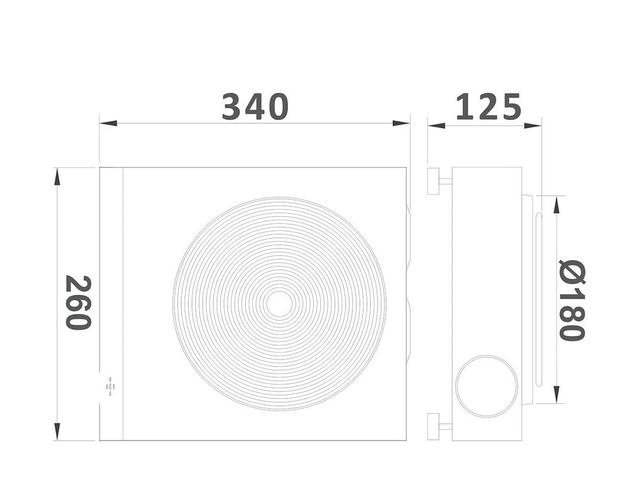 Imagem de Fogão Elétrico Profissional Hot Plate 1 Boca 220v 2000w